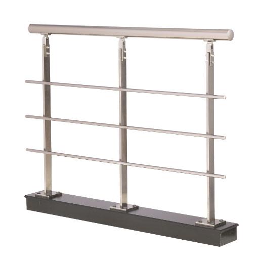 Barandillas de aluminio inoxidable barandillas de aluminio - Barandas de aluminio ...